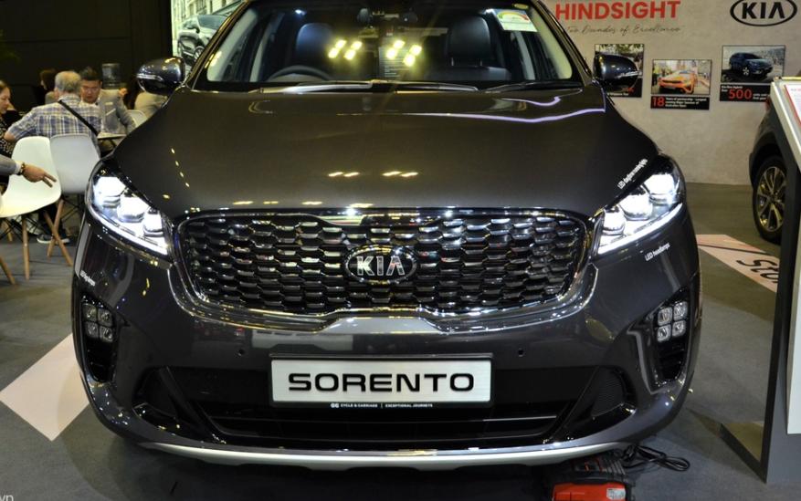 2021 Kia Sorento Facelift in Singapore - CAR & LIFESTYLE